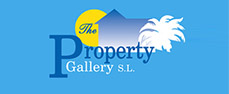 The Property Gallery logo