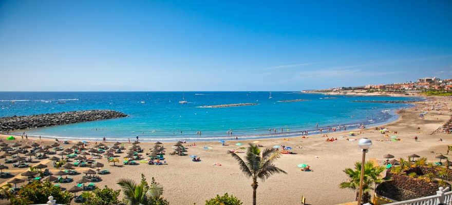 Playa De Las Americas Beaches
