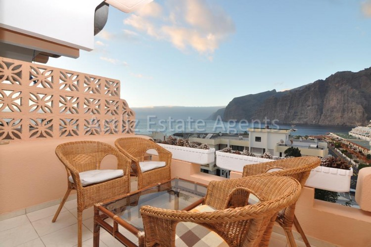 1 Bed  Flat / Apartment for Sale, Los Gigantes, Santiago Del Teide, Tenerife - AZ-1299 16