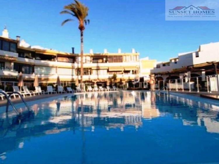 2 Bed  Flat / Apartment to Rent, San Agustín, San Bartolomé de Tirajana, Gran Canaria - SH-1681R 1