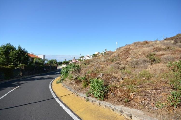 Land for Sale, Santa Úrsula, Santa Cruz de Tenerife, Tenerife - PR-SOL0110VDV 1