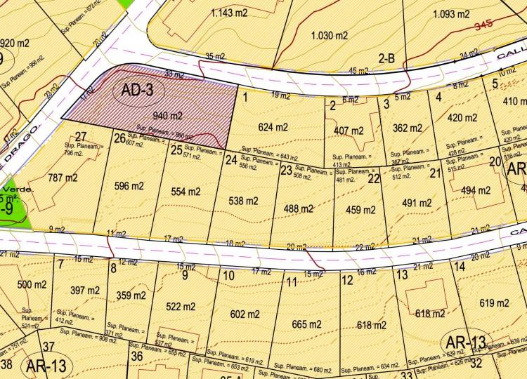 Land for Sale, El Rosario, Santa Cruz de Tenerife, Tenerife - PR-SOLAR11-24VKH 1