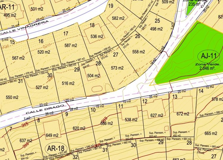 Land for Sale, El Rosario, Santa Cruz de Tenerife, Tenerife - PR-SOLAR13-27VKH 1