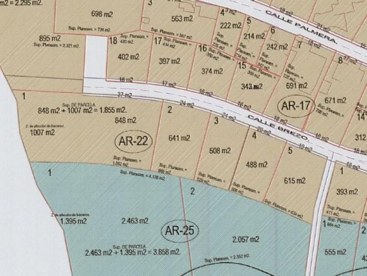 Land for Sale, El Rosario, Santa Cruz de Tenerife, Tenerife - PR-SOLAR22-2VKH 2