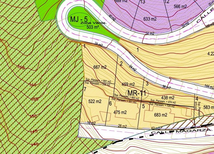 Land for Sale, El Rosario, Santa Cruz de Tenerife, Tenerife - PR-SOLMR11-1VKH 1