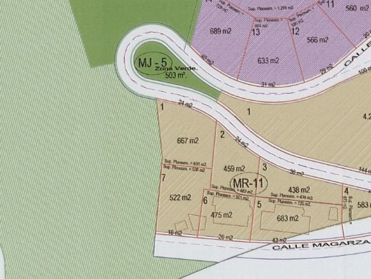 Land for Sale, El Rosario, Santa Cruz de Tenerife, Tenerife - PR-SOLMR11-1VKH 2