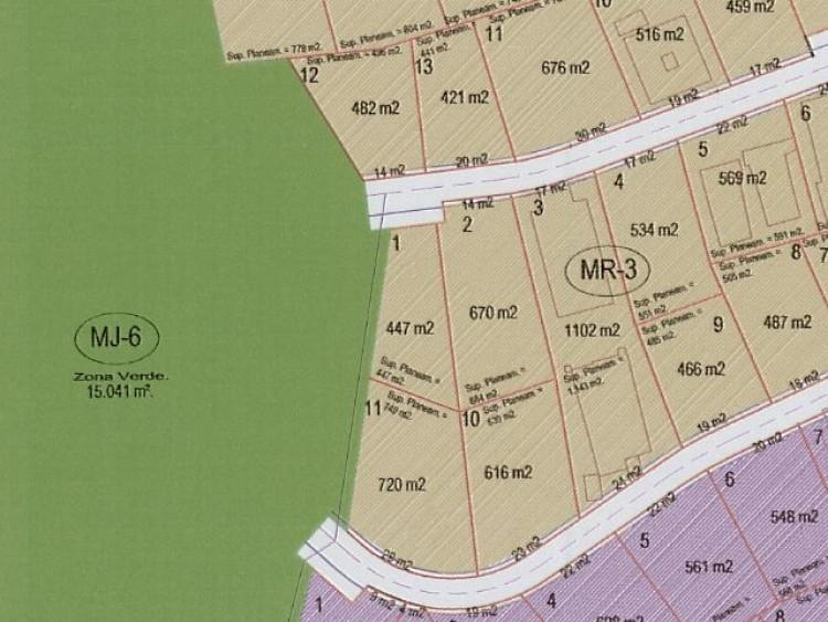 Land for Sale, El Rosario, Santa Cruz de Tenerife, Tenerife - PR-SOLMR3-1VKH 2