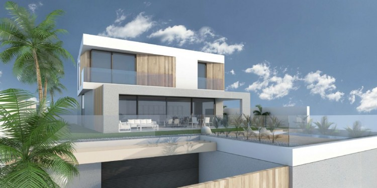 4 Bed  Villa/House for Sale, El Rosario, Santa Cruz de Tenerife, Tenerife - PR-CHA0126VKH 2