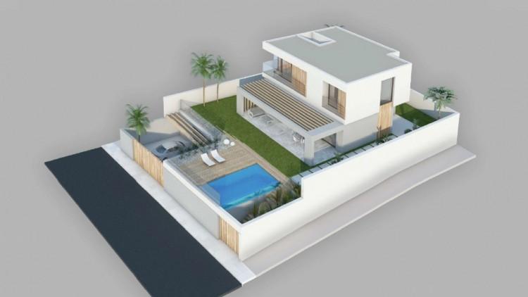 4 Bed  Villa/House for Sale, El Rosario, Santa Cruz de Tenerife, Tenerife - PR-CHA0126VKH 4