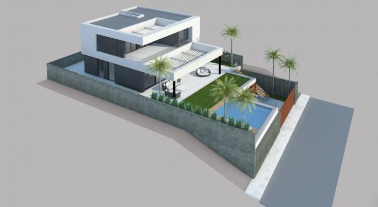 5 Bed  Villa/House for Sale, El Rosario, Santa Cruz de Tenerife, Tenerife - PR-CHA0127VKH 5