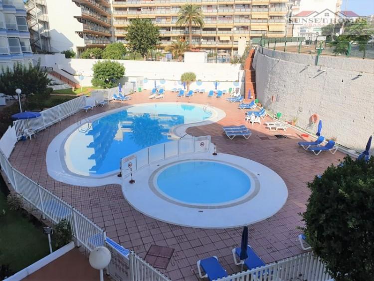 1 Bed  Flat / Apartment to Rent, Playa del Inglés, San Bartolomé de Tirajana, Gran Canaria - SH-1978R 1