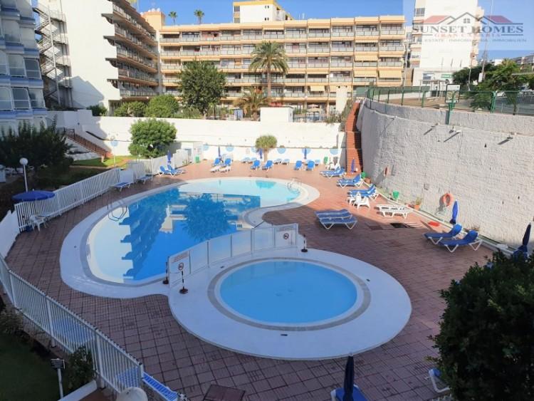 1 Bed  Flat / Apartment to Rent, Playa del Inglés, San Bartolomé de Tirajana, Gran Canaria - SH-1978R 12