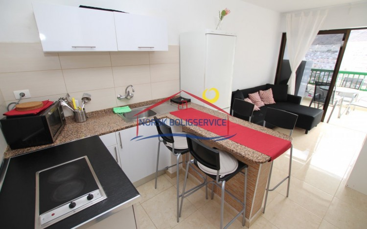1 Bed  Flat / Apartment for Sale, Puerto Rico, Gran Canaria - NB-2335 9