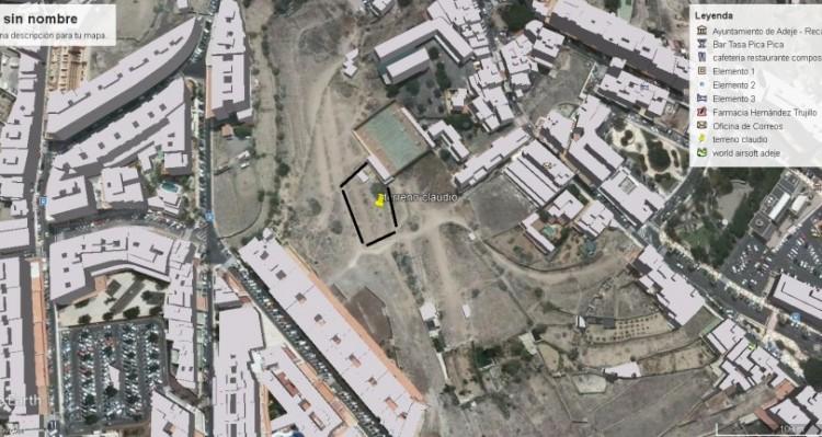 Land for Sale, Adeje, Tenerife - TP-8359 1