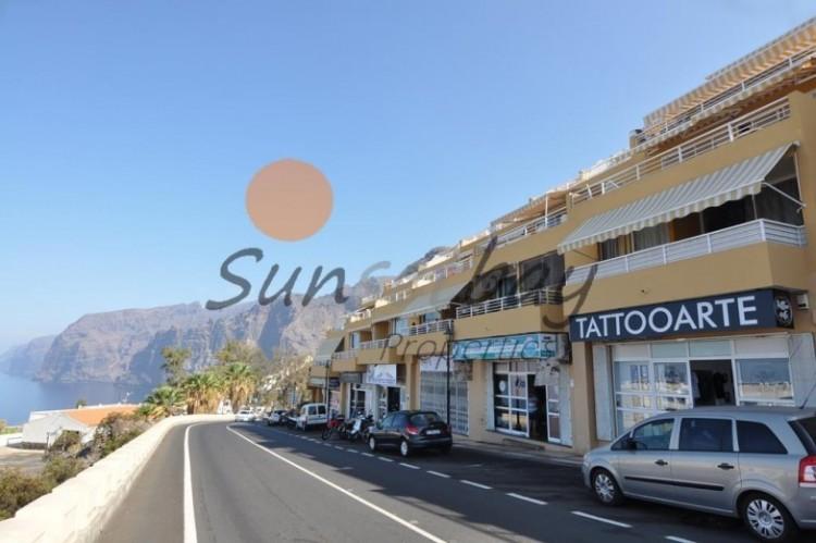 1 Bed  Flat / Apartment for Sale, Los Gigantes, Tenerife - SB-SB-199 1