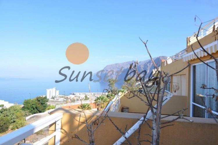1 Bed  Flat / Apartment for Sale, Los Gigantes, Tenerife - SB-SB-199 2