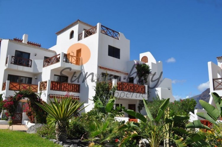 3 Bed  Flat / Apartment for Sale, Puerto de Santiago, Tenerife - SB-SB-186 1