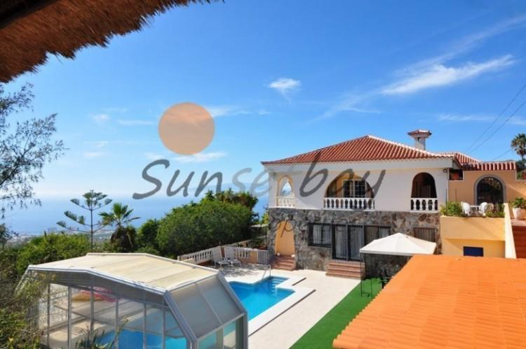 4 Bed  Villa/House for Sale, Moraditas, Tenerife - SB-SB-207 1