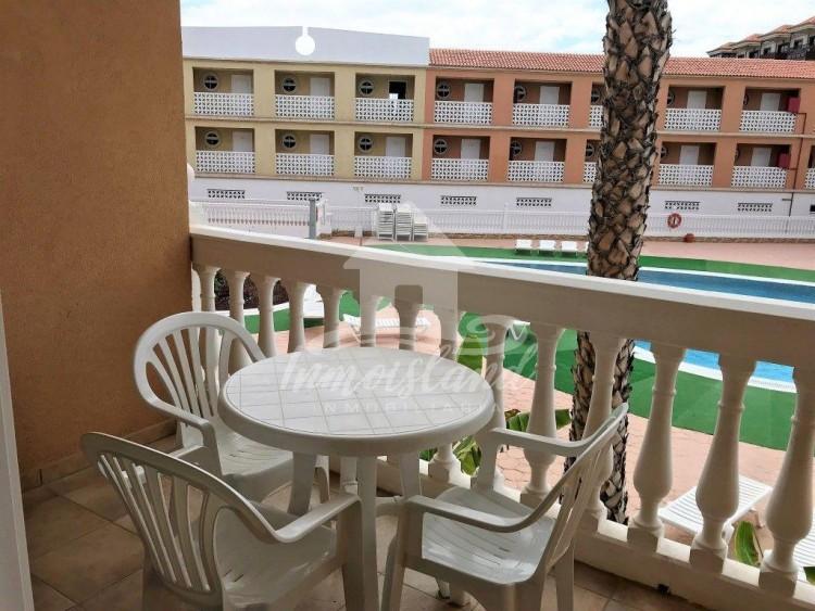 Flat / Apartment to Rent, Costa del Silencio, Santa Cruz de Tenerife, Tenerife - IN-294 1