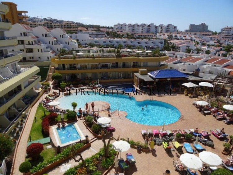 1 Bed  Flat / Apartment for Sale, San Eugenio, Tenerife - PG-B1707 1