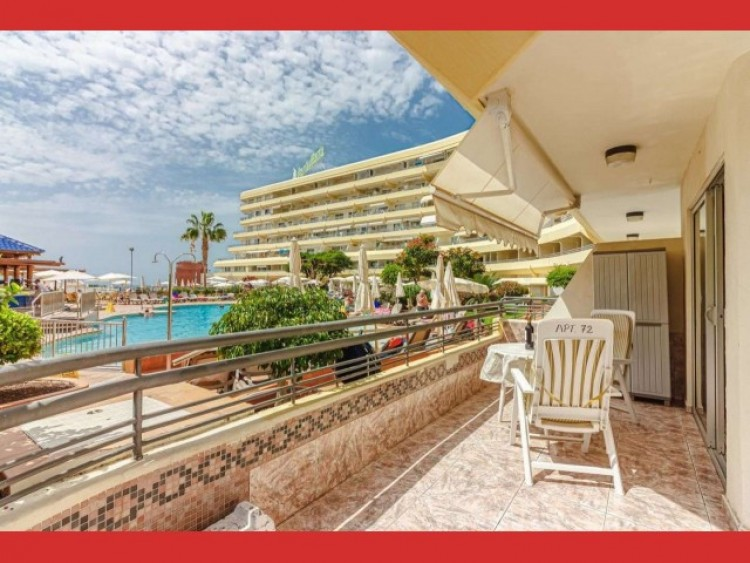 1 Bed  Flat / Apartment for Sale, San Eugenio Bajo, Tenerife - CS-25 1