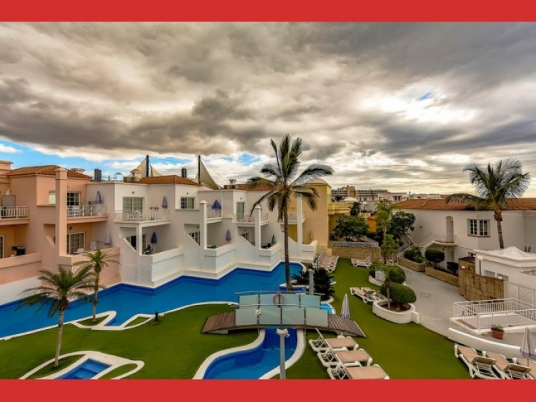 1 Bed  Flat / Apartment for Sale, Playa Fañabé, Tenerife - CS-24 1