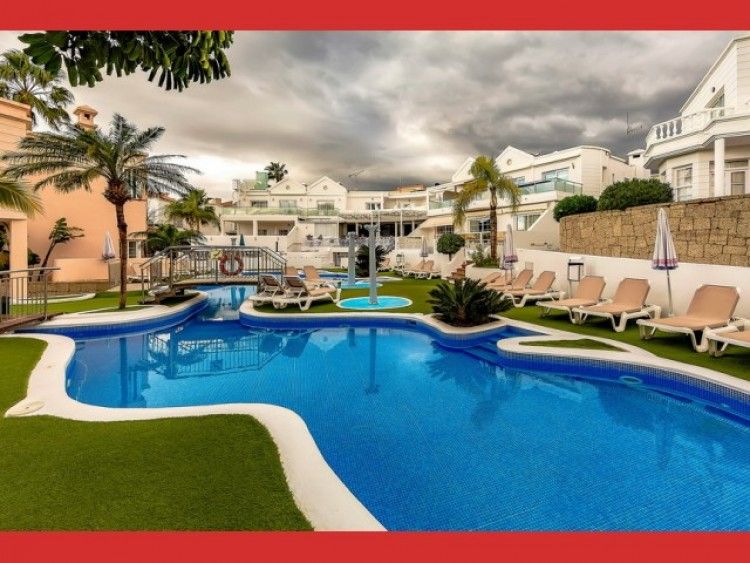 1 Bed  Flat / Apartment for Sale, Playa Fañabé, Tenerife - CS-24 9