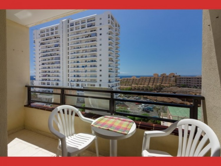 1 Bed  Flat / Apartment for Sale, Playa Paraiso, Tenerife - CS-19 1