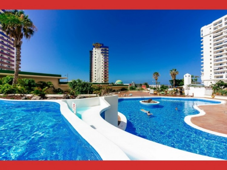 1 Bed  Flat / Apartment for Sale, Playa Paraiso, Tenerife - CS-19 14