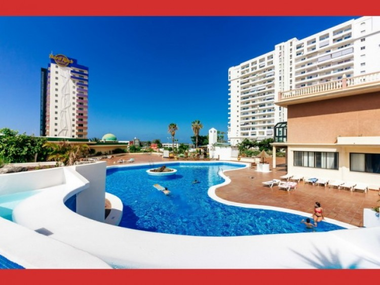 1 Bed  Flat / Apartment for Sale, Playa Paraiso, Tenerife - CS-19 16