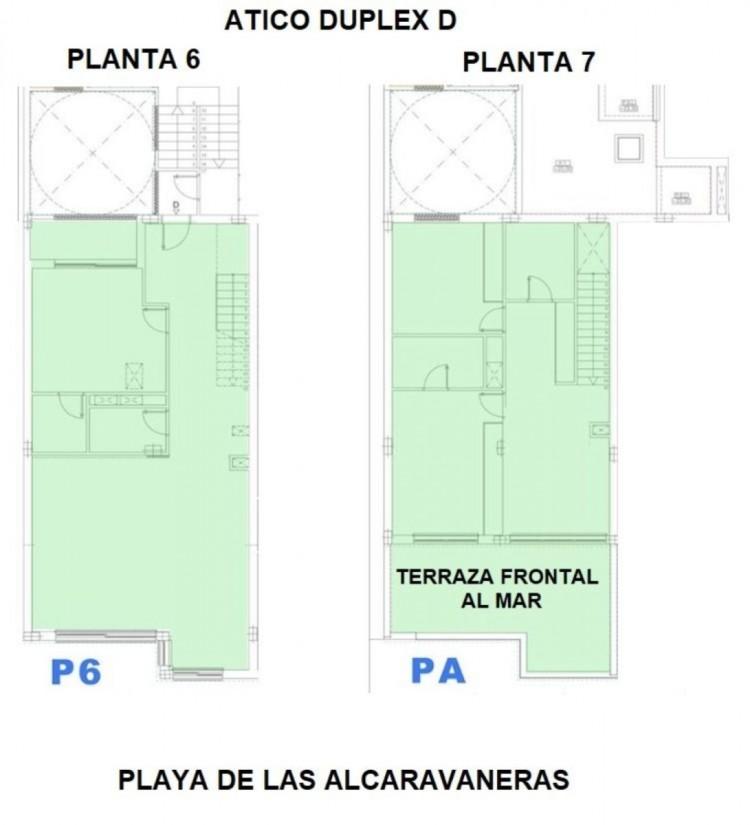 3 Bed  Flat / Apartment for Sale, Las Palmas de Gran Canaria, LAS PALMAS, Gran Canaria - BH-8526-JM-2912 8