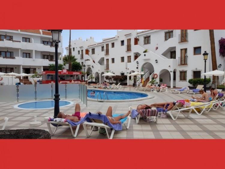 1 Bed  Flat / Apartment for Sale, Los Cristianos, Tenerife - CS-32 20