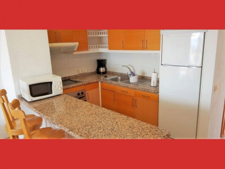 1 Bed  Flat / Apartment for Sale, Los Cristianos, Tenerife - CS-35 4