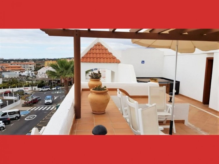 2 Bed  Flat / Apartment for Sale, Los Cristianos, Tenerife - CS-36 15