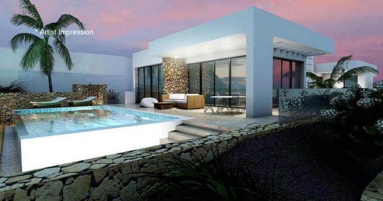 4 Bed  Villa/House for Sale, Puerto Del Carmen, Lanzarote - LA-LA856s 1