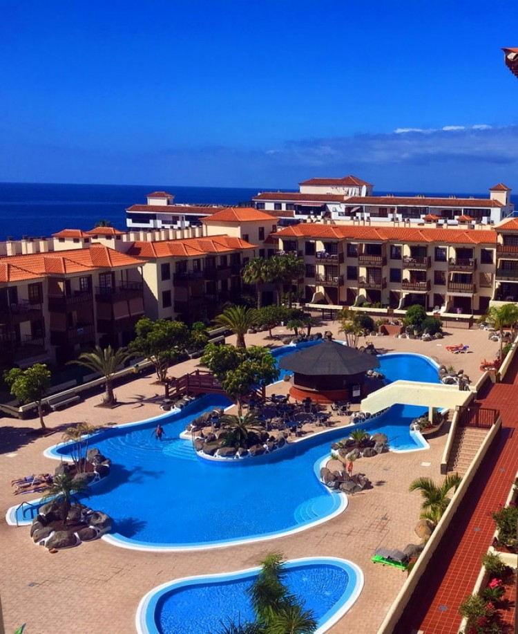 1 Bed  Flat / Apartment for Sale, Costa Del Silencio, Tenerife - PG-B1714 1