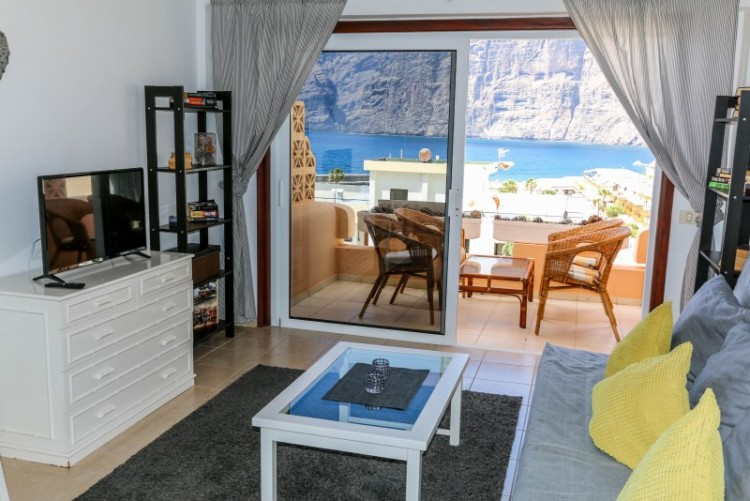 1 Bed  Flat / Apartment for Sale, Los Gigantes, Tenerife - YL-PW100 2