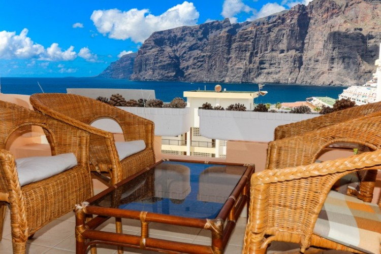1 Bed  Flat / Apartment for Sale, Los Gigantes, Tenerife - YL-PW100 3