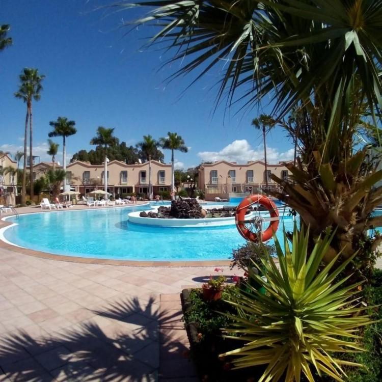 1 Bed  Villa/House to Rent, Las Palmas, Maspalomas, Gran Canaria - DI-15287 1