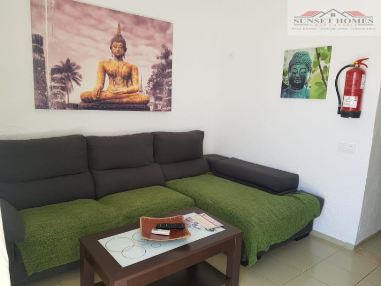 1 Bed  Villa/House to Rent, Maspalomas, San Bartolomé de Tirajana, Gran Canaria - SH-2259R 2