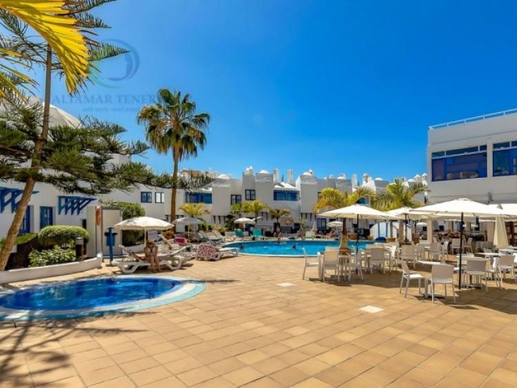 2 Bed  Flat / Apartment for Sale, Playa Fañabé, Tenerife - CS-63 17