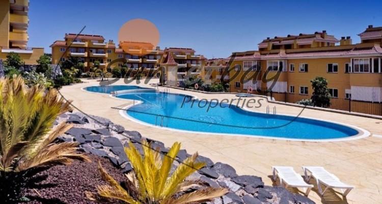 3 Bed  Flat / Apartment for Sale, Santiago del Teide, Santa Cruz de Tenerife, Tenerife - SB-SB-222 1