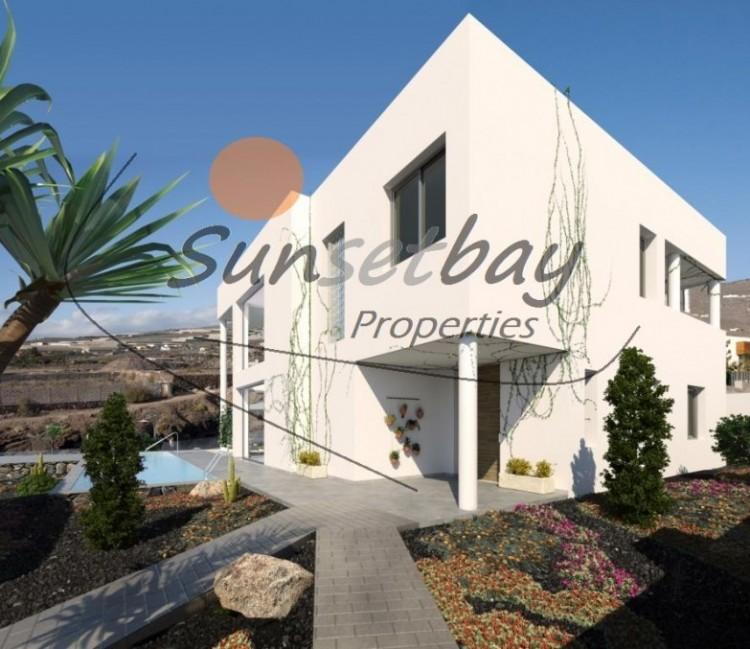 4 Bed  Villa/House for Sale, Playa Paraiso, Santa Cruz de Tenerife, Tenerife - SB-SB-221 2