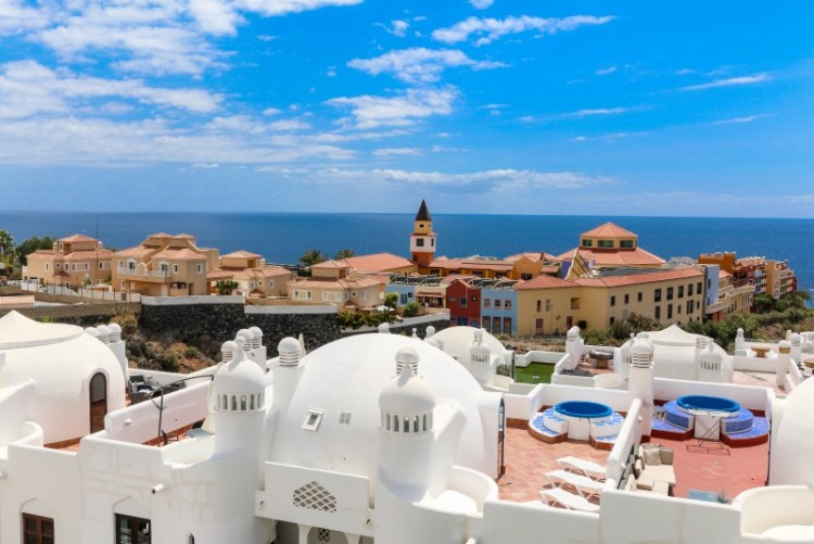 2 Bed  Flat / Apartment for Sale, playa paraiso, Tenerife - YL-PW101 14