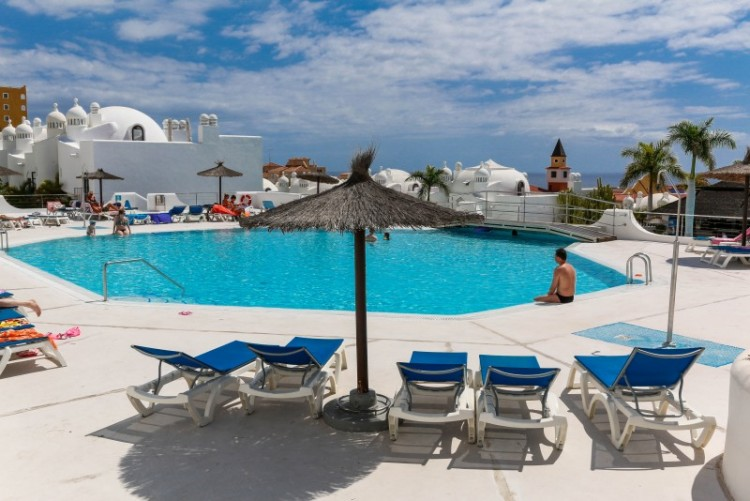 2 Bed  Flat / Apartment for Sale, playa paraiso, Tenerife - YL-PW101 18