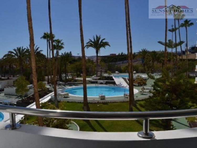 1 Bed  Flat / Apartment to Rent, Playa del Inglés, San Bartolomé de Tirajana, Gran Canaria - SH-2266S 1