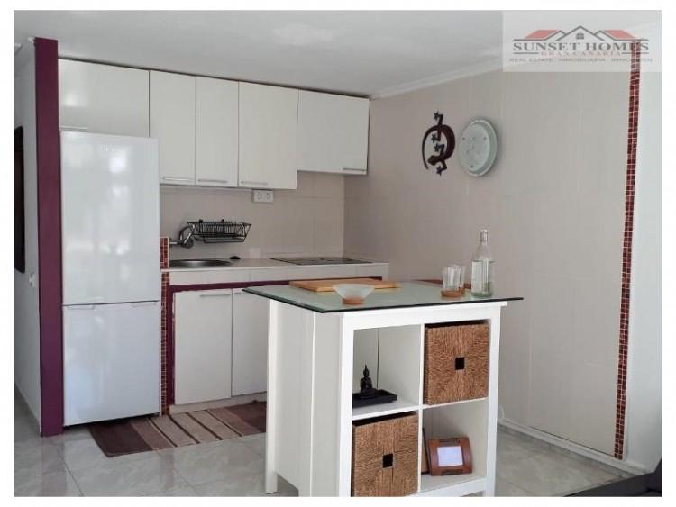 1 Bed  Flat / Apartment to Rent, Playa del Inglés, San Bartolomé de Tirajana, Gran Canaria - SH-2266S 2