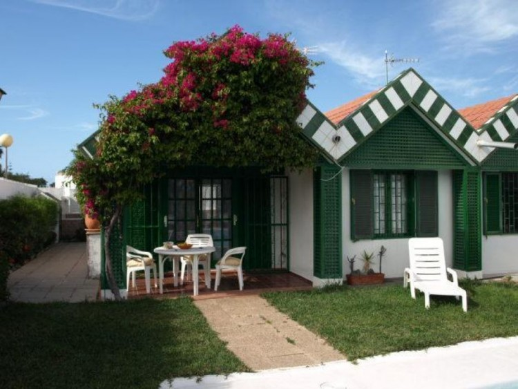 2 Bed  Villa/House for Sale, Las Palmas, Maspalomas, Gran Canaria - OI-15373 1