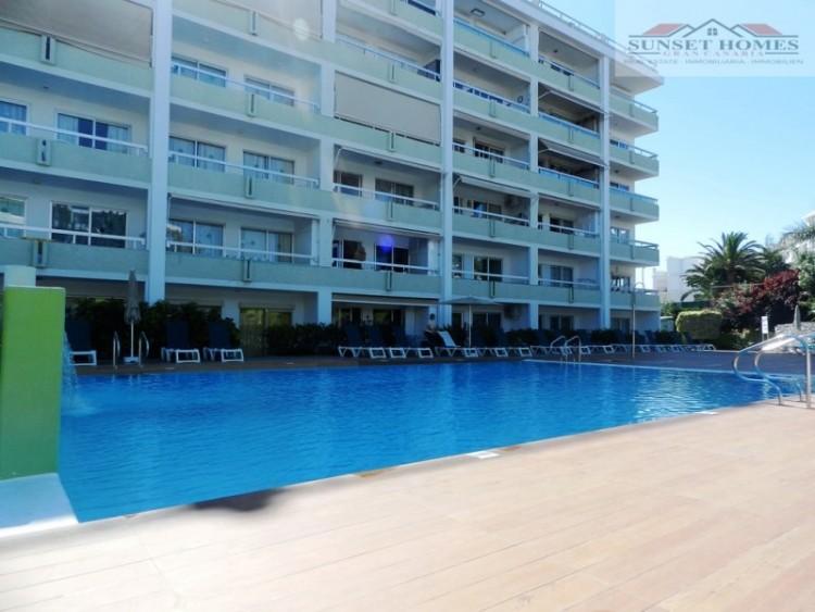 1 Bed  Flat / Apartment to Rent, Playa del Inglés, San Bartolomé de Tirajana, Gran Canaria - SH-2281R 2