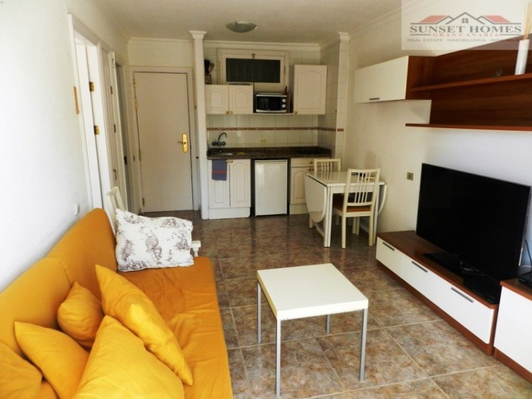 1 Bed  Flat / Apartment to Rent, Playa del Inglés, San Bartolomé de Tirajana, Gran Canaria - SH-2281R 4
